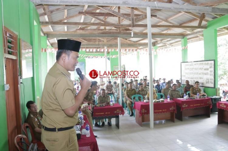 Pajak Berkontribusi Besar Dalam Pembangunan di Pringsewu