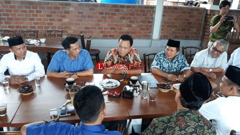 Partai Koalisi Target 70% Prabowo-Sandi Menang di Lampung
