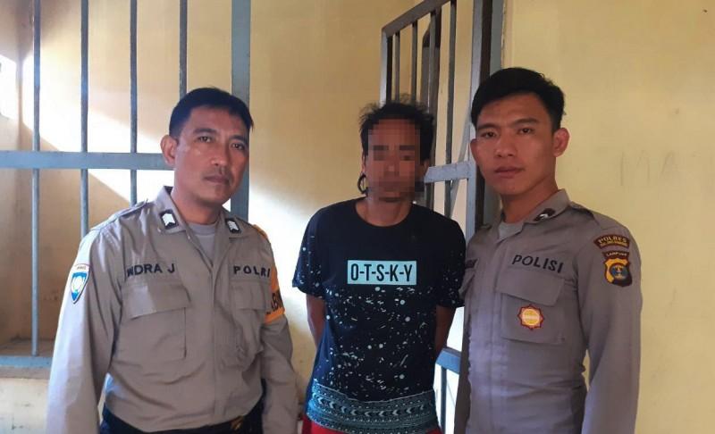 Patroli C3, Polisi Tangkap Pria Bawa Sabu