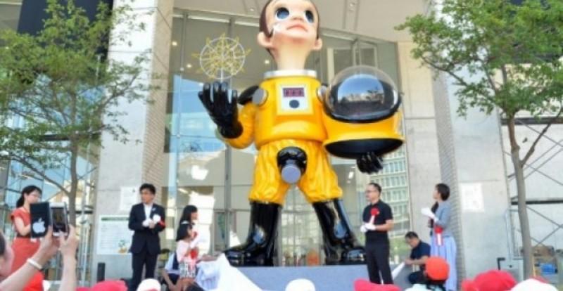 Patung Bertema Nuklir Fukushima Tuai Kecaman