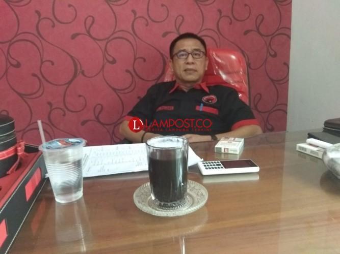 PDIP Tanggamus Seleksi Ketat Bakal Caleg