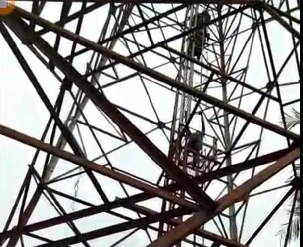 Pelajar SMA yang Coba Bunuh Diri Terjun dari Tower, Diduga Dipicu Masalah Asmara
