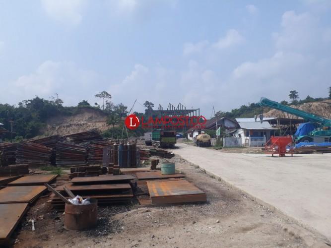 Pembangunan Kompleks Perkantoran Bupati Pesibar Terancam Molor