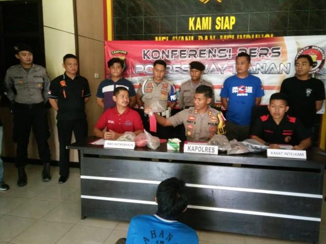 Pembunuhan di Kampung Kalipapan Murni Tindak Pidana Kriminal