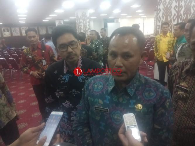 Pemkab Lampung Selatan Komitmen Jauhi Korupsi