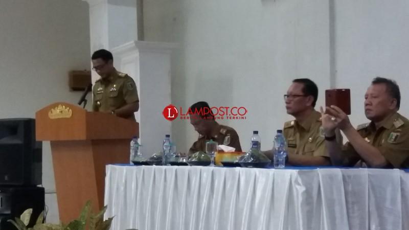 Pemkab Lamtim Aktif  Kampanye Imunisasi MR