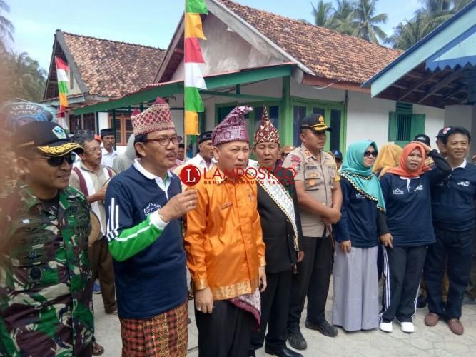 Pemkab Pesisir Barat Genjot Kunjungan Wisata ke Pulau Pisang