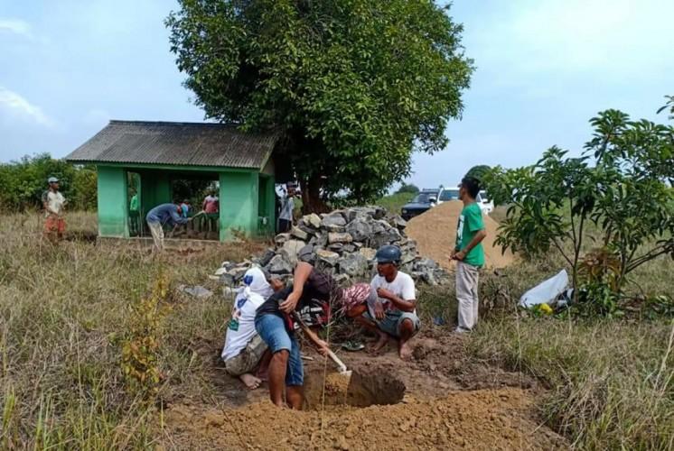 Pemkab Tubaba Pugar Makam Sejarah di Pagar dewa