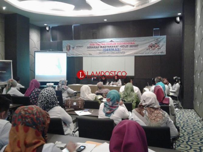 Pemprov Lampung Komitmen Tekan Tiga Masalah Kesehatan
