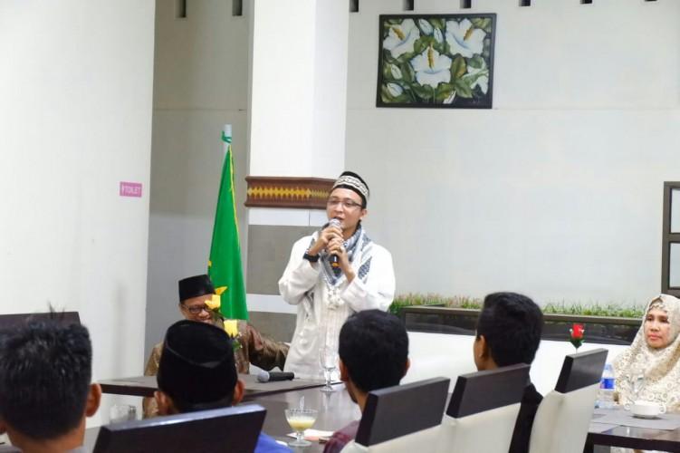 Pemuda Bulan Bintang Percayakan Hak Suaranya ke Ridho-Bachtiar