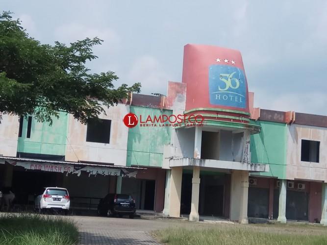 Pemutusan Kontrak Kerja Sama Hotel 56 Kalianda Tengah Dijadwalkan