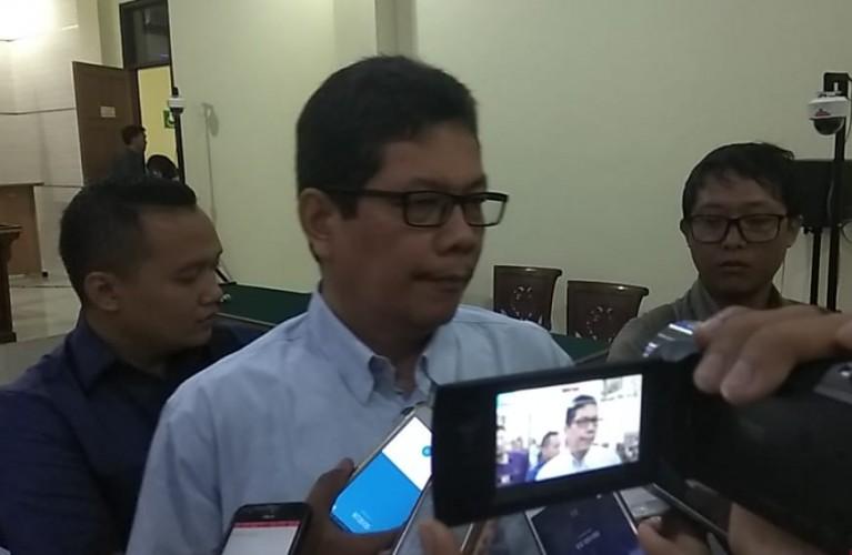 Penasehat Hukum Direktur PT Prabu Nilai Tuntutan KPK Terlalu Berat