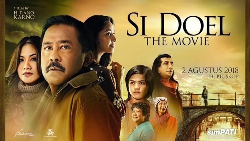 Pendapatan Si Doel The Movie Tembus Rp50 Miliar