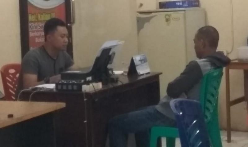 Pengedar Sabu di Banjarnegeri Dibekuk Polres Lampura