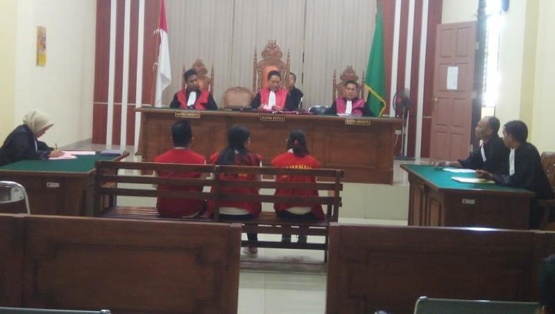 Pengedar Sabu Dituntut 16 Tahun Penjara