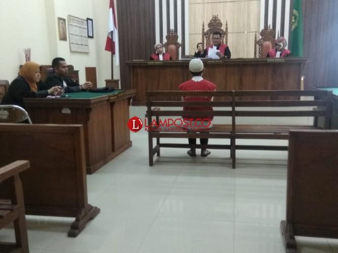Penjual Cula Badak Sumatera Dituntut 6 Tahun Penjara
