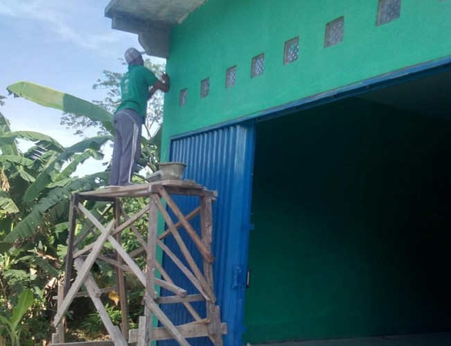 Penuhi Kebutuhan Masyarakat, Desa Mekarmulya Dirikan Warung Desa