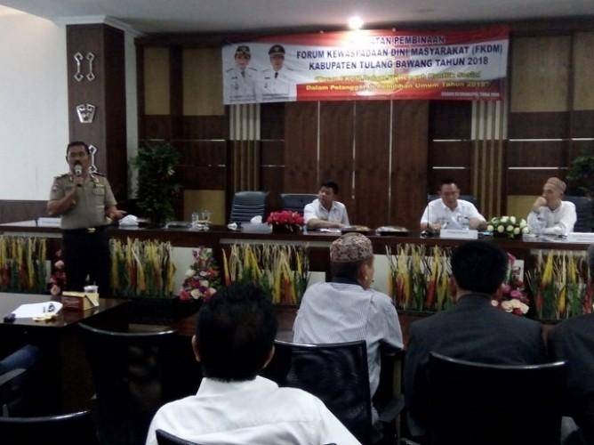 Peran FKDM, Kunci Utama Cegah Konflik Sosial Pemilu 2019