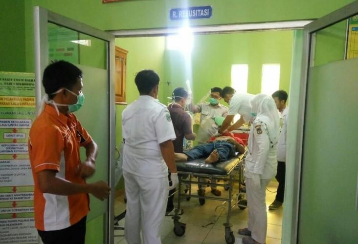 Perbaiki Lampu Jalan, Pegawai PU Bandar Lampung Tewas Tersengat Listrik