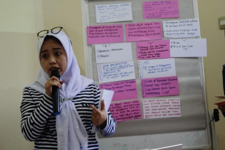Perempuan Saburai Soroti Pelecehan Seksual Mahasiswi UIN
