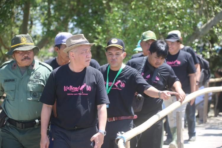 Peringatan Hari Lahan Basah Sedunia Dipusatkan di Desa Margasari Lamtim