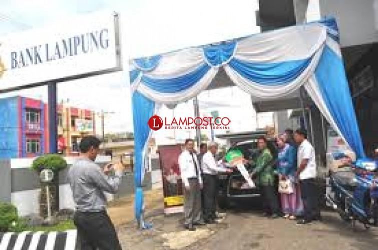 Perkuat Layanan, Bank Lampung Miliki Jaringan Hingga Tingkat Kecamatan