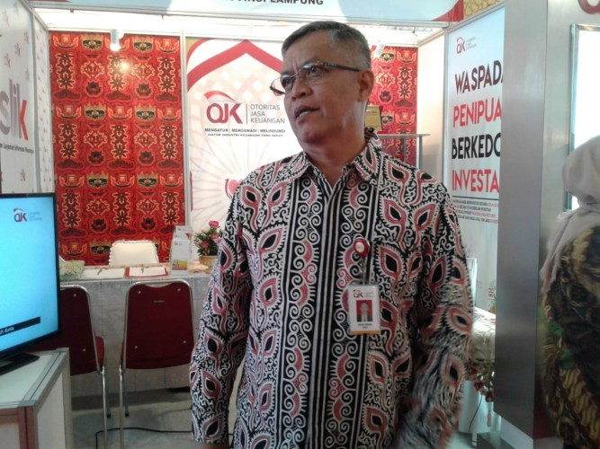 Pertumbuhan Perbankan Syariah di Lampung Melambat
