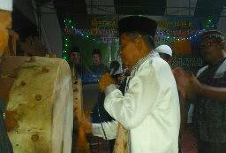 PHBI Masjid Baitusshobur Gelar Lomba Beduk