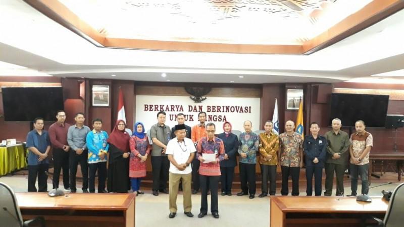 Pimpinan Perguruan Tinggi LampungAjak Semua Pihak Merajut Kebangsaan