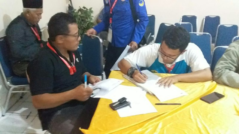 PKS Rencanakan Gugatan ke MKatas Hasil Hitung Suara PPK Batanghari Nuban