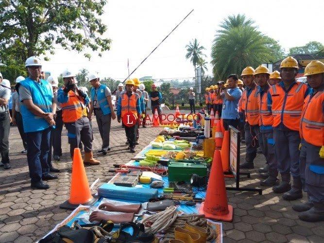 PLN Lampung Terjunkan 1.052 Personel Jaga Pasokan Listrik Selama Idulfitri