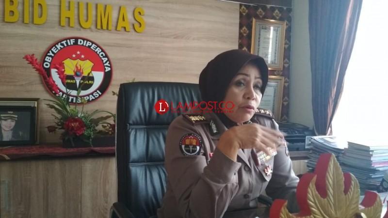 Polda Bantah Geruduk Rumah Andi Arief di Bandar Lampung