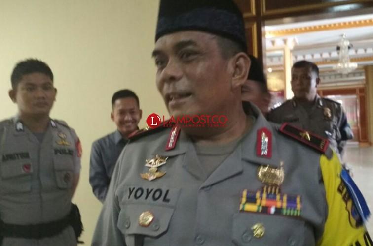 Polda Lampung Bakal Dapat Tambahan 187 Personil Baru