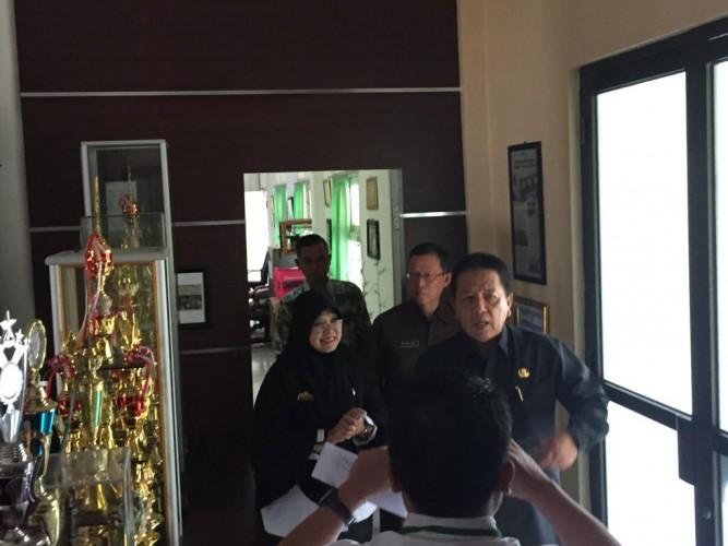 Polemik PPDB, Gubernur Sidak ke SMAN 1 Metro