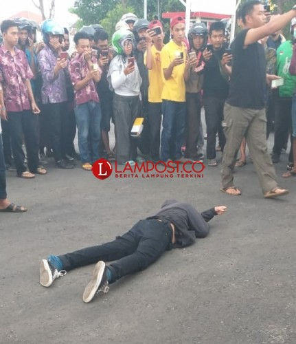 Polisi Dalami Motif Pelaku Bunuh Diri di Transmart