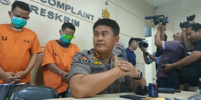 Polisi Tangkap Dua Anggota Sindikat Joki CPNS