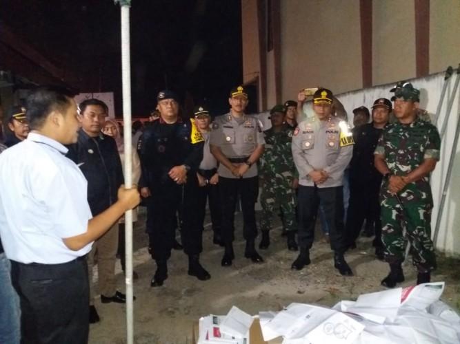 Polres Lampung Tengah Optimis Situasi Pada Pemilu Kondusif