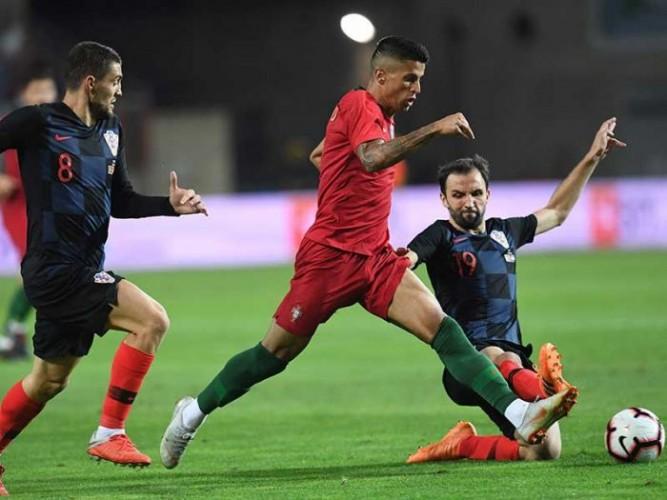 Portugal Bermain Imbang dengan Kroasia
