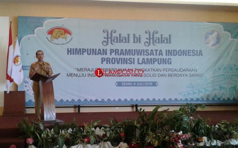 Potensi Pariwisata Lampung Butuh Dukungan Anggaran
