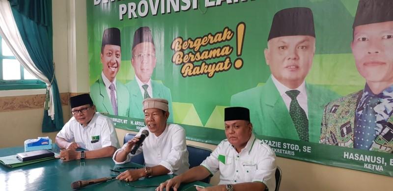 PPP Siap Mendukung Rhido-Bachtiar dalam Pilgub Nanti