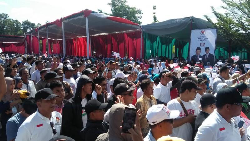 Prabowo Batal Hadir di Lampung Tengah