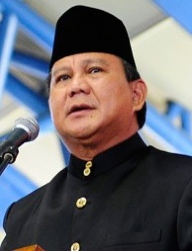 Prabowo Belasungkawa untuk Korban Tsunami Banten-Lampung
