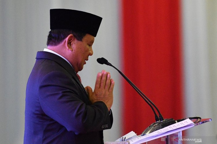 Prabowo Targetkan Menang Selisih 25 Persen