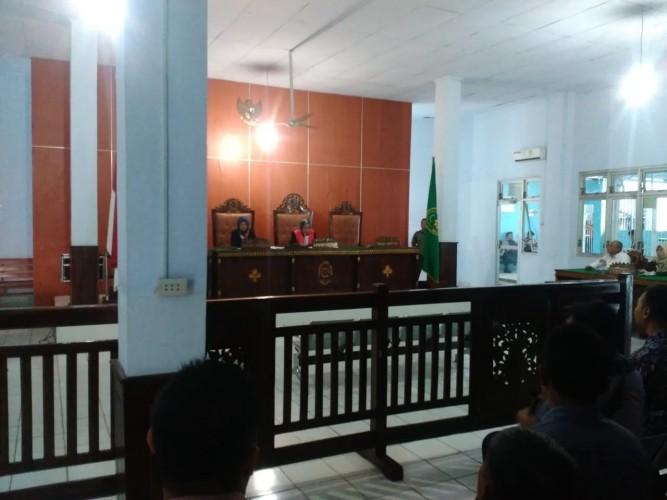 Praperadilan Marjuni Ditolak