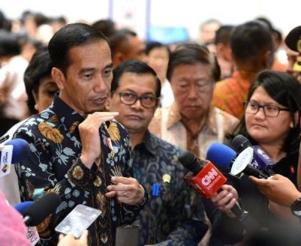 Presiden Targetkan Indonesia Masuk 10 Besar di Asian Games 2018