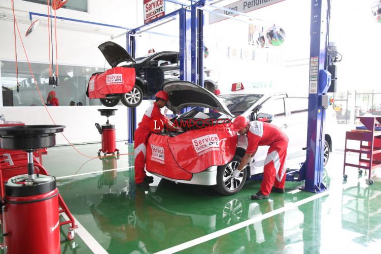 Program Mitsubishi Sambut Mudik Lebaran