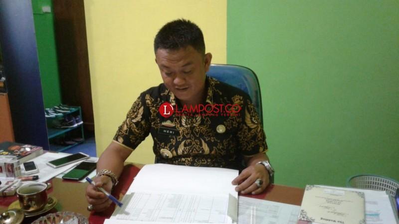 Proses Penetapan NIP 403 CPNS Kabupaten Lamtim Rampung