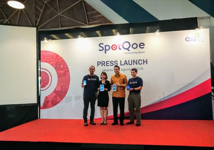 PT Astragraphia Xprins Indonesia (AXI) Perkenalkan SpotQoe
