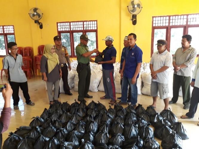 PT BSSBW Bagikan 1.000 Bingkisan di Lampung Timur