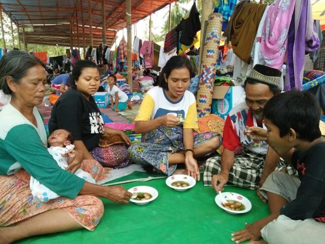 PT Miwon Adakan Pelatihan Pembuatan Bakso di Lombok